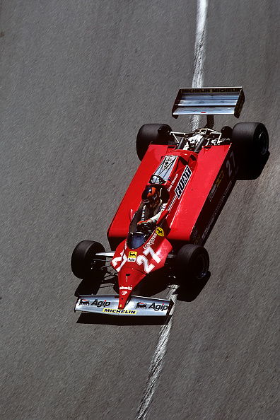 Motorsport「Gilles Villeneuve, Grand Prix Of Monaco」:写真・画像(5)[壁紙.com]