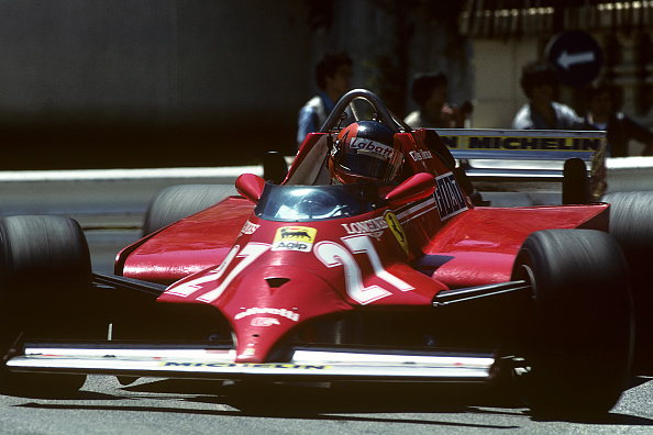 F1グランプリ「Gilles Villeneuve, Grand Prix Of Monaco」:写真・画像(14)[壁紙.com]