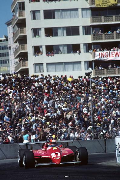 Motorsport「Gilles Villeneuve, Grand Prix Of United States West」:写真・画像(11)[壁紙.com]