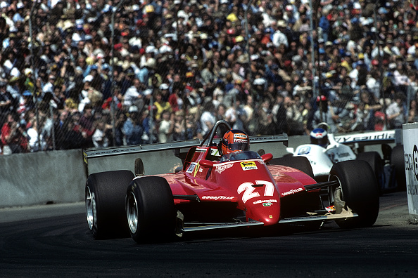 USA「Gilles Villeneuve, Grand Prix Of United States West」:写真・画像(7)[壁紙.com]