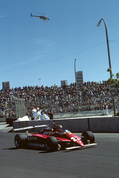 Motorsport「Gilles Villeneuve, Grand Prix Of United States West」:写真・画像(19)[壁紙.com]
