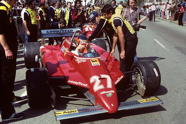 USA「Gilles Villeneuve, Grand Prix Of United States West」:写真・画像(3)[壁紙.com]