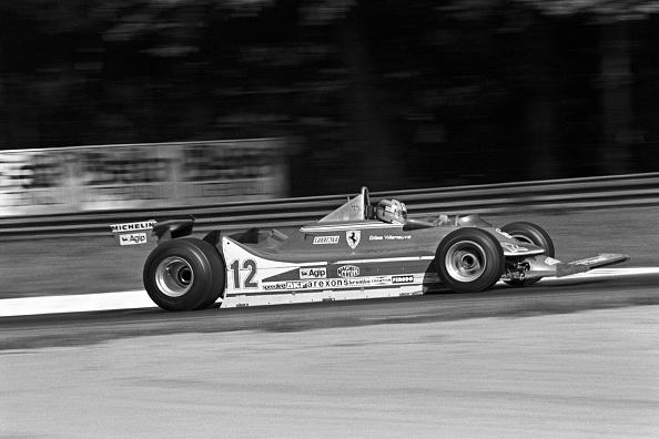 Motorsport「Gilles Villeneuve, Grand Prix Of Italy」:写真・画像(7)[壁紙.com]