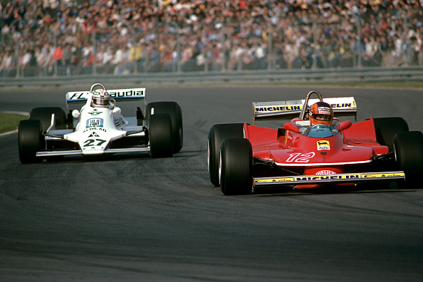 Formula One Racing「Gilles Villeneuve, Grand Prix Of Canada」:写真・画像(19)[壁紙.com]