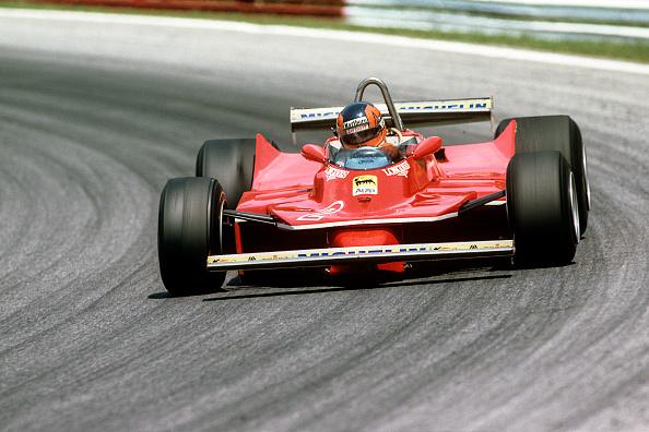 Motorsport「Gilles Villeneuve, Grand Prix Of Austria」:写真・画像(3)[壁紙.com]