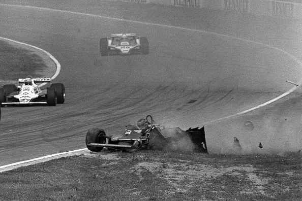Motorsport「Gilles Villeneuve, Grand Prix Of Italy」:写真・画像(8)[壁紙.com]