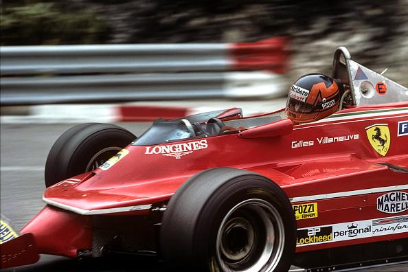 Motorsport「Gilles Villeneuve, Grand Prix Of Monaco」:写真・画像(4)[壁紙.com]