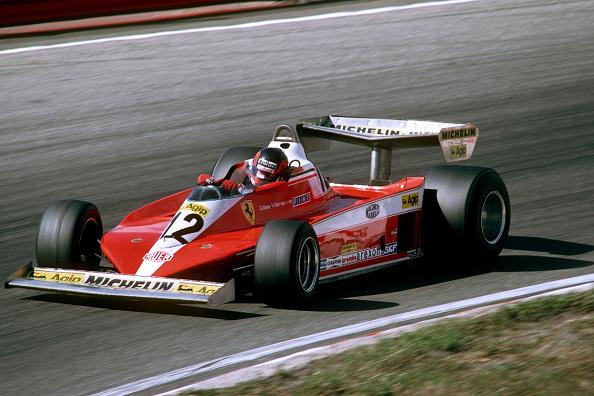 Motorsport「Gilles Villeneuve, Grand Prix Of Netherlands」:写真・画像(6)[壁紙.com]