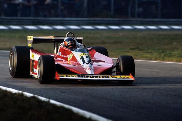 Motorsport「Gilles Villeneuve, Grand Prix Of Italy」:写真・画像(2)[壁紙.com]