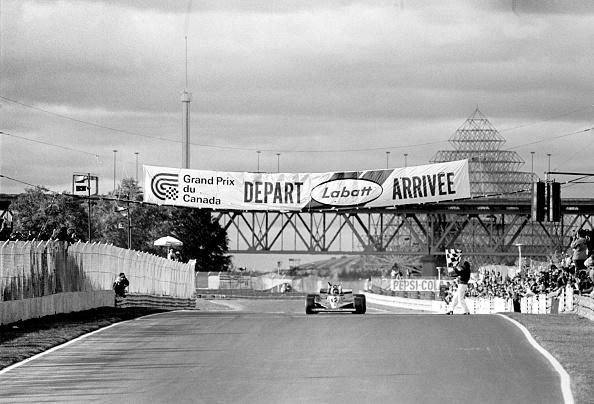 Grand Prix Motor Racing「Villeneuve Wins In Canada」:写真・画像(19)[壁紙.com]