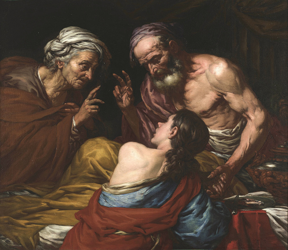 God「Isaac Blessing Jacob」:写真・画像(6)[壁紙.com]