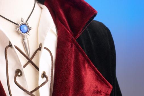 ベロア「Medieval costume and pendant」:スマホ壁紙(11)