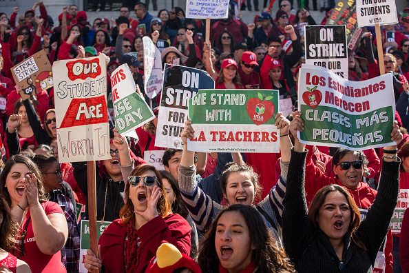 Instructor「Los Angeles Teachers Reach Tentative Strike Settlement」:写真・画像(5)[壁紙.com]