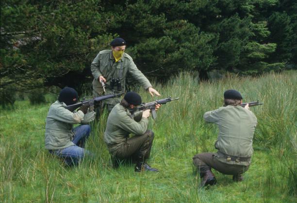 IRA Shooting Practice:ニュース(壁紙.com)