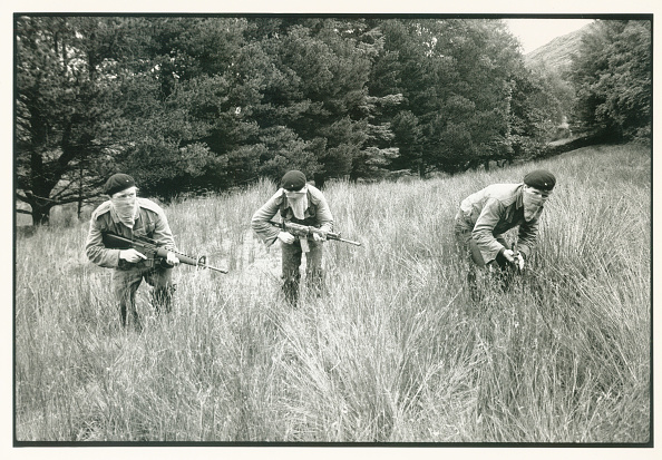 County Donegal「IRA Trainees」:写真・画像(11)[壁紙.com]