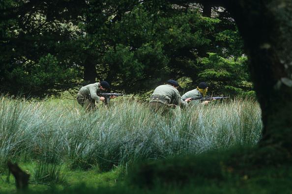 Beret「IRA Trainees」:写真・画像(1)[壁紙.com]