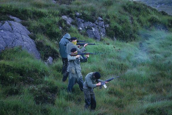 Beret「IRA Shooting Practice」:写真・画像(5)[壁紙.com]
