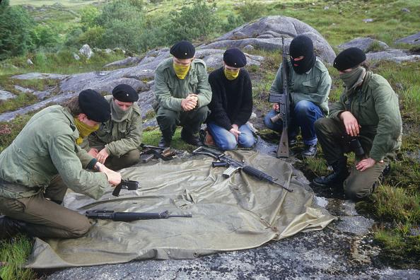 Beret「IRA Weapons Training」:写真・画像(0)[壁紙.com]