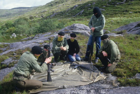 County Donegal「IRA Weapons Training」:写真・画像(4)[壁紙.com]