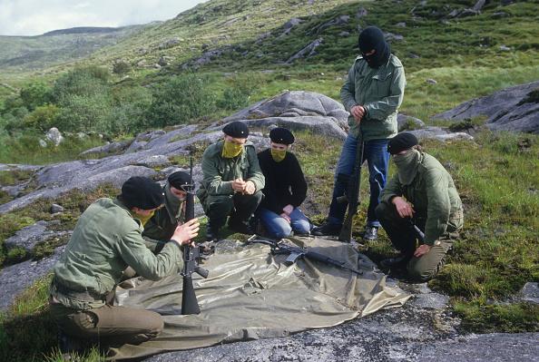 Beret「IRA Weapons Training」:写真・画像(9)[壁紙.com]