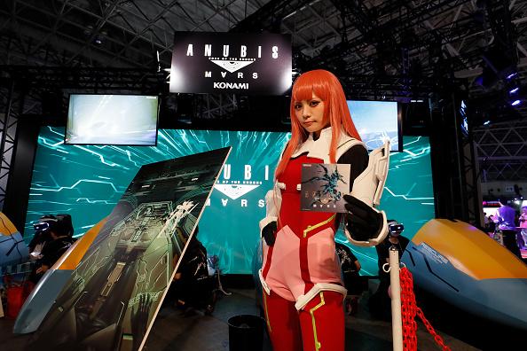 東京「Tokyo Game Show Begins」:写真・画像(3)[壁紙.com]