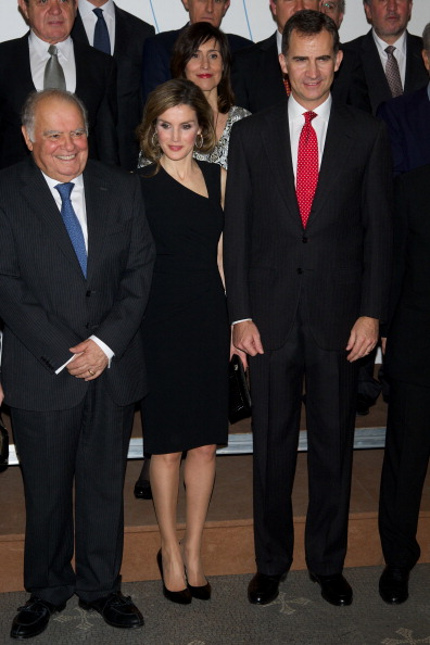Enrique Iglesias - Singer「Spanish Royals Attend A Tribute To Enrique V. Iglesias in Madrid」:写真・画像(14)[壁紙.com]