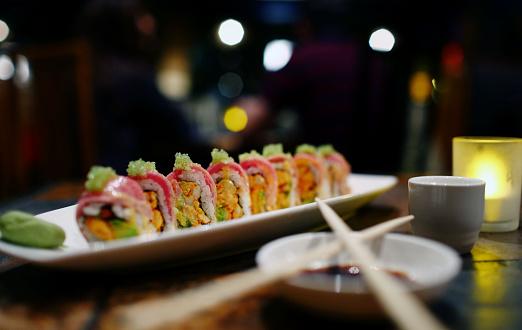 Sake「Sushi Roll」:スマホ壁紙(6)