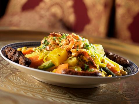 Spice「Couscous with shrimp」:スマホ壁紙(5)