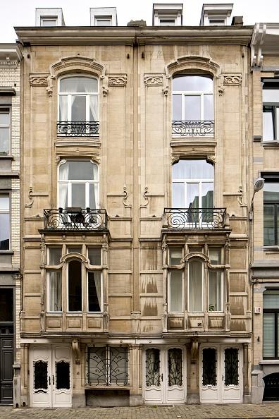 Wrought Iron「39 & 41 Rue De Magistrat」:写真・画像(16)[壁紙.com]
