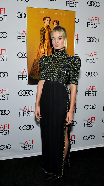 """Hollywood - California「AFI FEST 2018 Presented By Audi - Closing Night World Premiere Gala Screening Of """"Mary Queen Of Scots""""」:写真・画像(2)[壁紙.com]"""