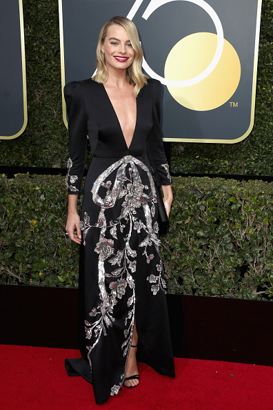 Golden Globe Award「75th Annual Golden Globe Awards - Arrivals」:写真・画像(8)[壁紙.com]