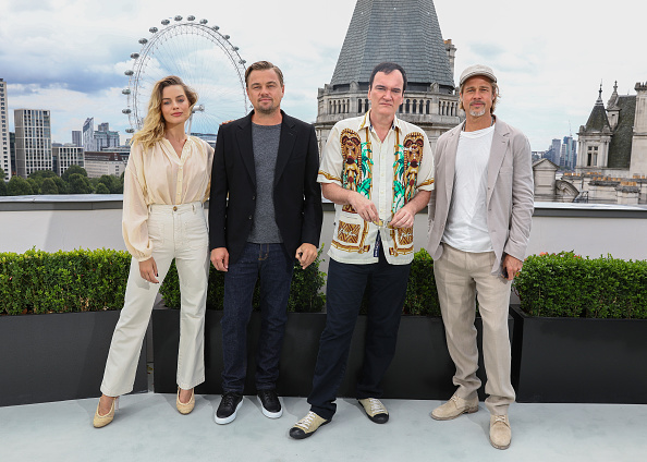"Quentin Tarantino「""Once Upon A Time…In Hollywood"" London Photocall」:写真・画像(13)[壁紙.com]"