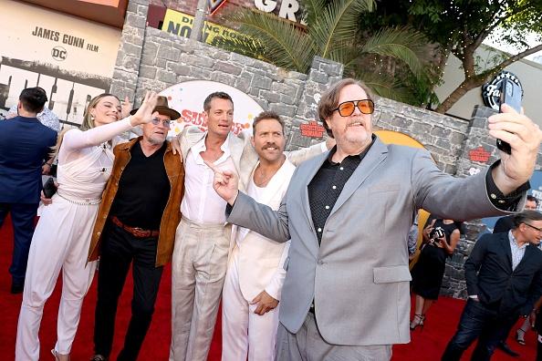 """Film Premiere「Warner Bros. Premiere Of """"The Suicide Squad"""" - Red Carpet」:写真・画像(15)[壁紙.com]"""