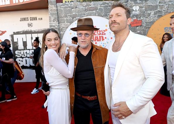 """Film Premiere「Warner Bros. Premiere Of """"The Suicide Squad"""" - Red Carpet」:写真・画像(5)[壁紙.com]"""