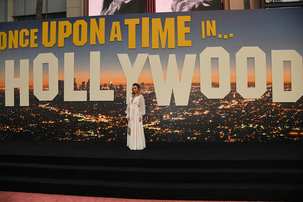 "Hollywood - California「Sony Pictures' ""Once Upon A Time...In Hollywood"" Los Angeles Premiere - Red Carpet」:写真・画像(7)[壁紙.com]"