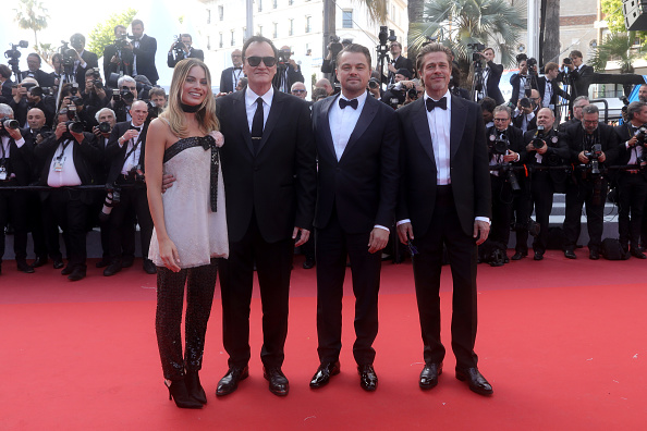"Once Upon A Time In Hollywood「""Once Upon A Time In Hollywood"" Red Carpet - The 72nd Annual Cannes Film Festival」:写真・画像(19)[壁紙.com]"