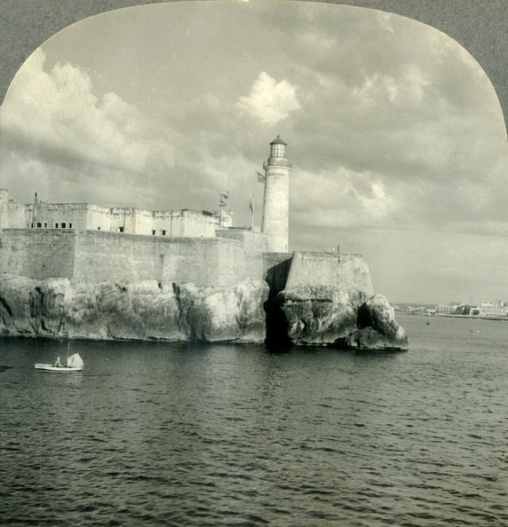 Incidental People「Morro Castle And Havana Harbor From The Sea」:写真・画像(7)[壁紙.com]