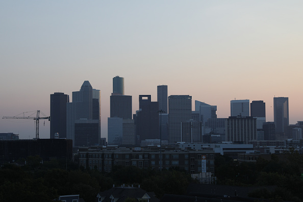 Urban Skyline「Houston Marks Anniversary Of Hurricane Harvey」:写真・画像(12)[壁紙.com]
