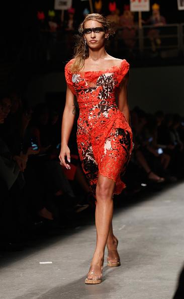 アリス デラル「Vivienne Westwood Red Label - Runway - LFW SS16」:写真・画像(15)[壁紙.com]