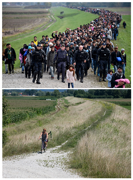 October「Key Locations Of The 2015 Migrant Crisis Revisited」:写真・画像(19)[壁紙.com]