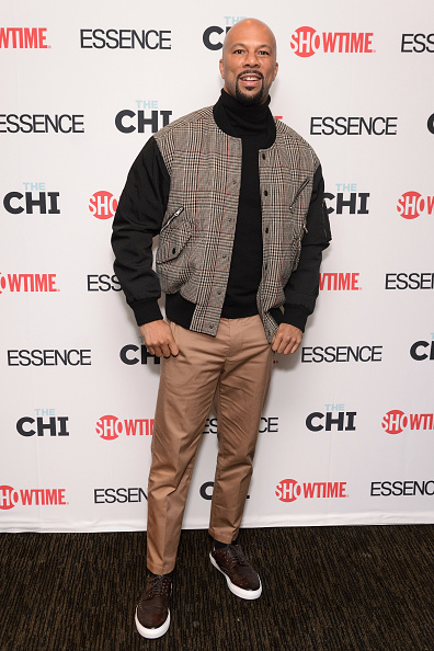 Fully Unbuttoned「Showtime and Essence Advance Screening of THE CHI with Lena Waithe and Common」:写真・画像(4)[壁紙.com]