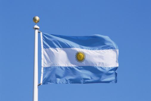 Argentinian Flag「Flag of Argentina」:スマホ壁紙(17)