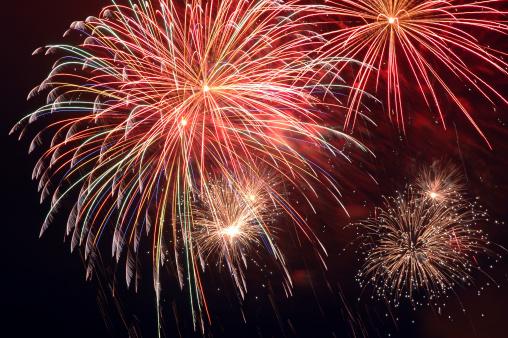 Canada Day「Fireworks」:スマホ壁紙(5)