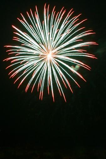 花火大会「Fireworks」:スマホ壁紙(19)