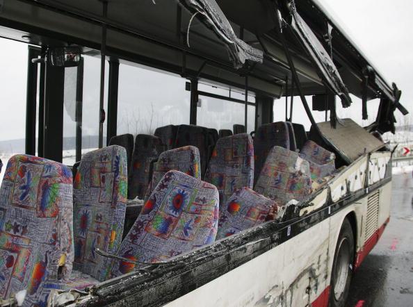 School Bus「Schoolbus Crash in Coppenbruegge」:写真・画像(8)[壁紙.com]