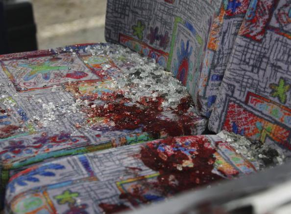 School Bus「Schoolbus Crash in Coppenbruegge」:写真・画像(9)[壁紙.com]