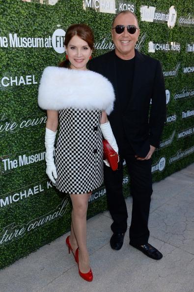 茶髪「The Couture Council Of The Museum At The Fashion Institute Of Technology Hosted Luncheon Honoring Michael Kors With The 2013 Couture Council Award」:写真・画像(18)[壁紙.com]