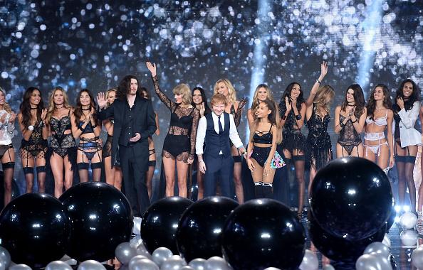 Ariana Grande「2014 Victoria's Secret Fashion Show - Show」:写真・画像(10)[壁紙.com]