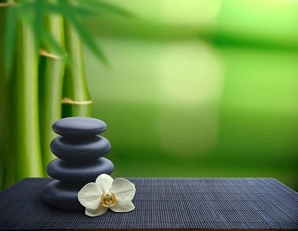 Bamboo Balance:スマホ壁紙(壁紙.com)