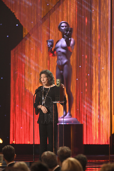 Acceptance Speech「The 23rd Annual Screen Actors Guild Awards - Roaming Show」:写真・画像(12)[壁紙.com]